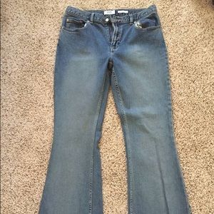 Old Navy flared Jeans size 10- Women's
